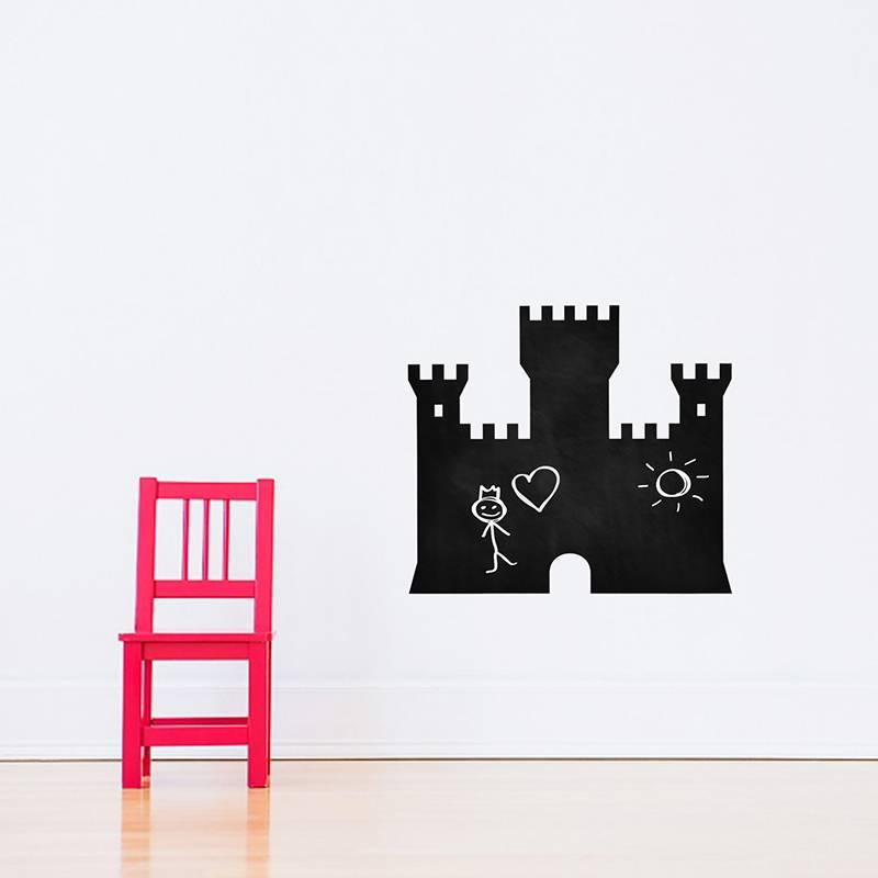 WEEW Design Krijtbordsticker figuren