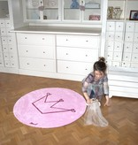 Mad About Mats Zachte mat Lola touch 100 x 100 cm Touch