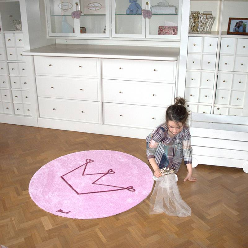 Mad About Mats Tapis doux Lola touch