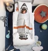 SNURK beddengoed Rocket dekbedovertrek