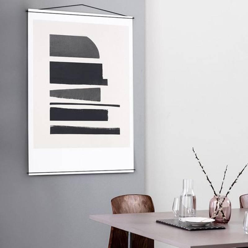 Moebe Metalen poster hanger