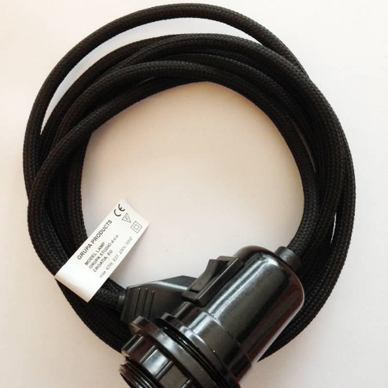 Grupaproducts Lampadaire Model3 zwart