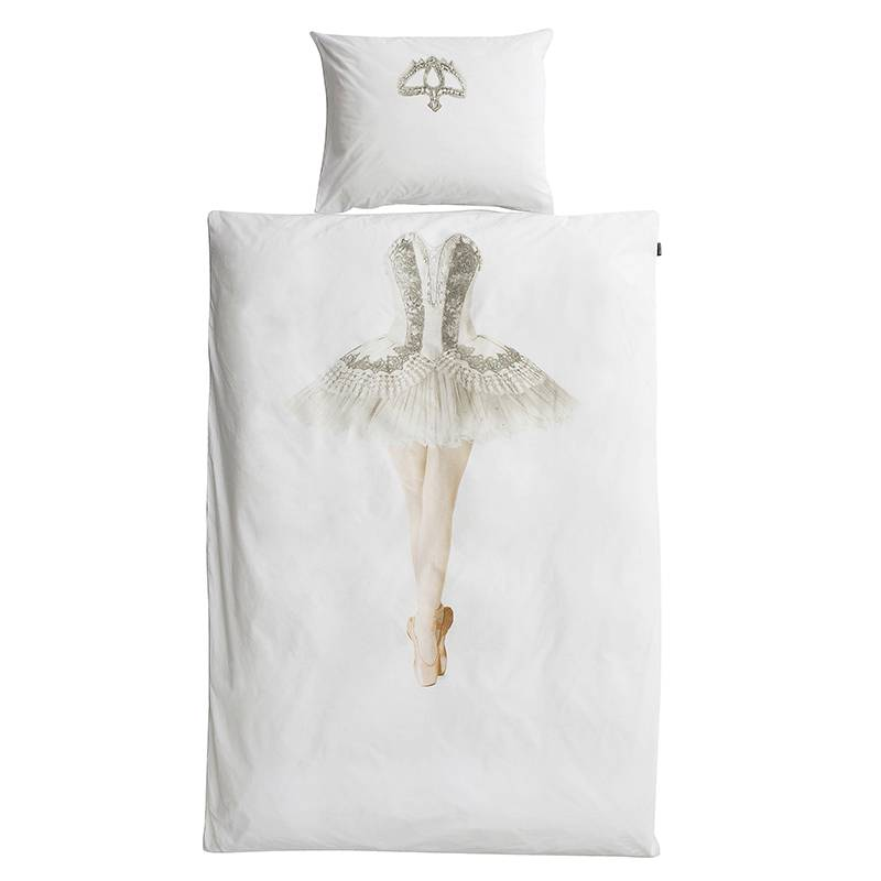 a la recherche d 39 une housse de couette ballerina 1p de snurk livraison gratuite livingdesign. Black Bedroom Furniture Sets. Home Design Ideas