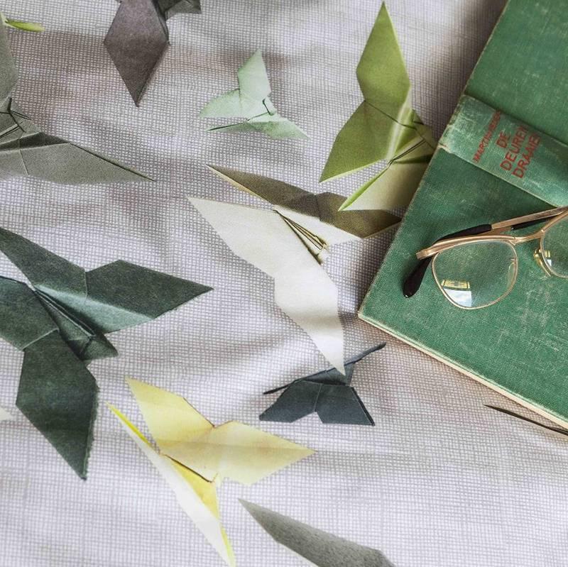 SNURK beddengoed Housse de couette Papillon