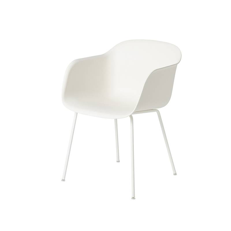 Muuto Fiber Chair tube onderstel
