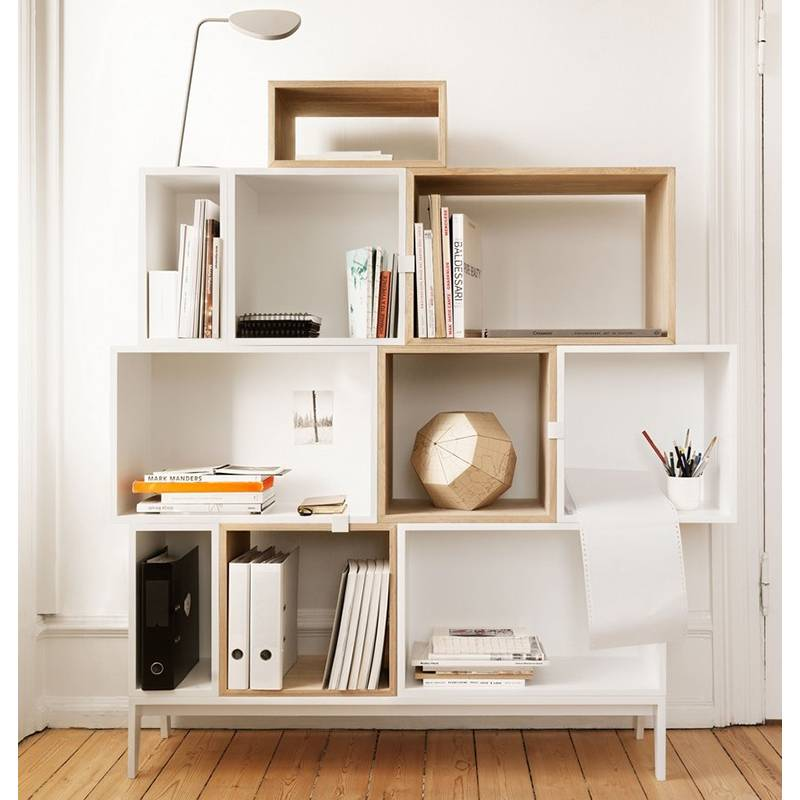 Muuto Base Podium Stacked