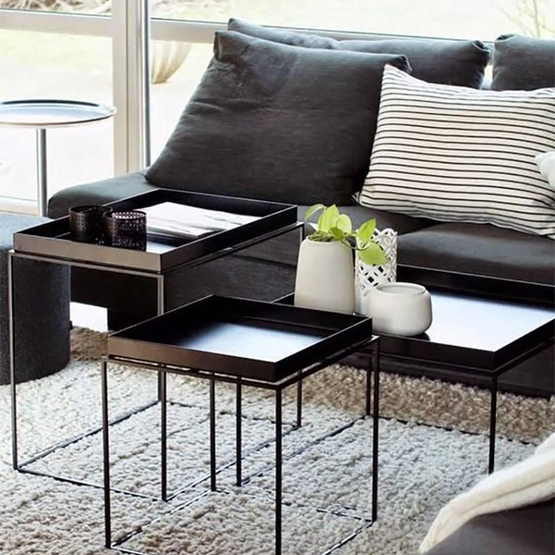 op zoek naar een tray table medium van hay gratis. Black Bedroom Furniture Sets. Home Design Ideas
