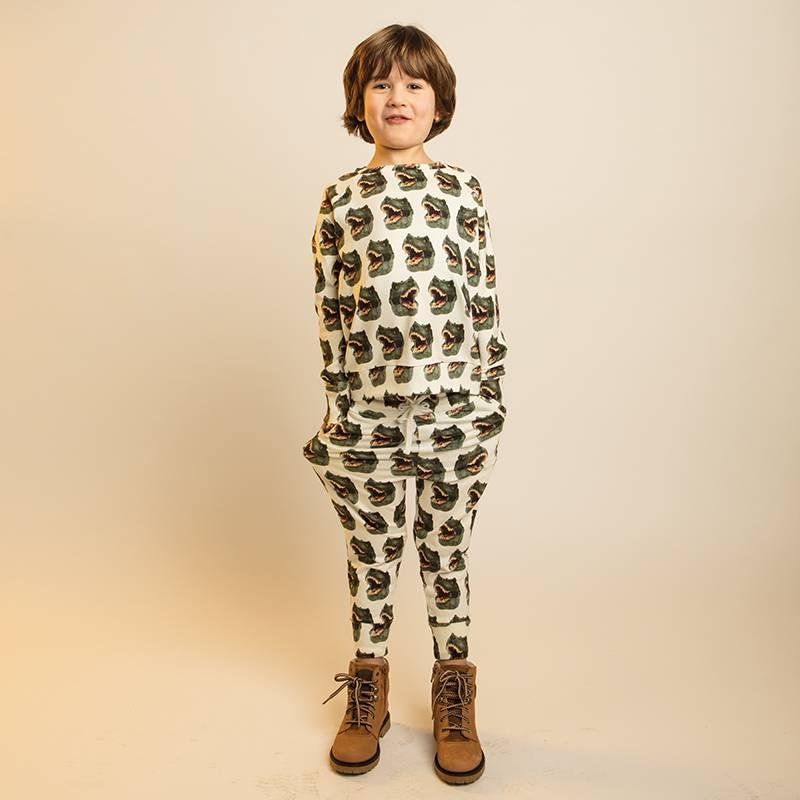 SNURK beddengoed Homewear Dino
