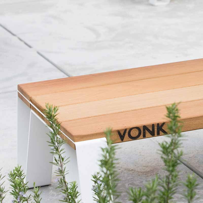 Vonk Muze bank