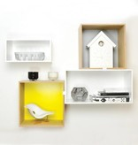 Muuto Mini Stacked hangmodule M wit