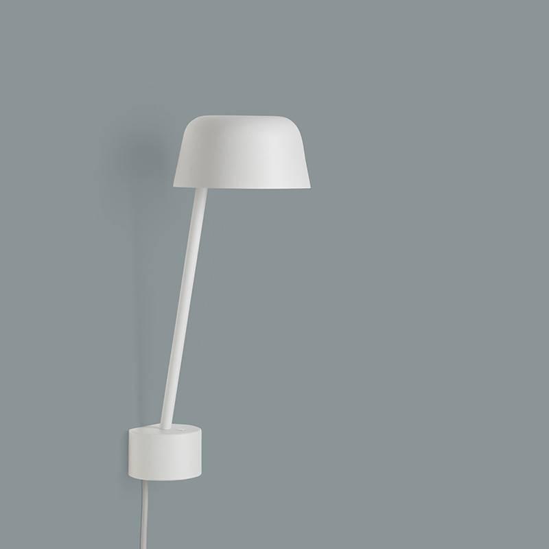Muuto Lean wandlamp