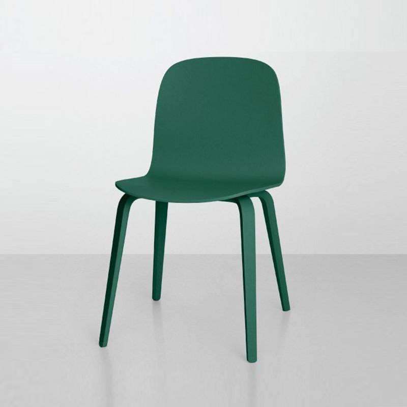 Muuto Visu Chair pieds en bois