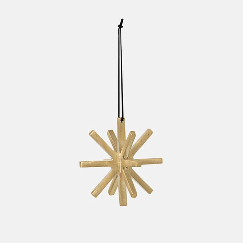 Fermliving Pendule messing