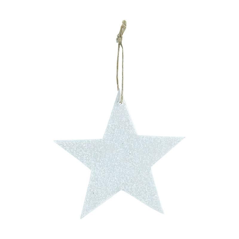 House Doctor Hanger ster glitter