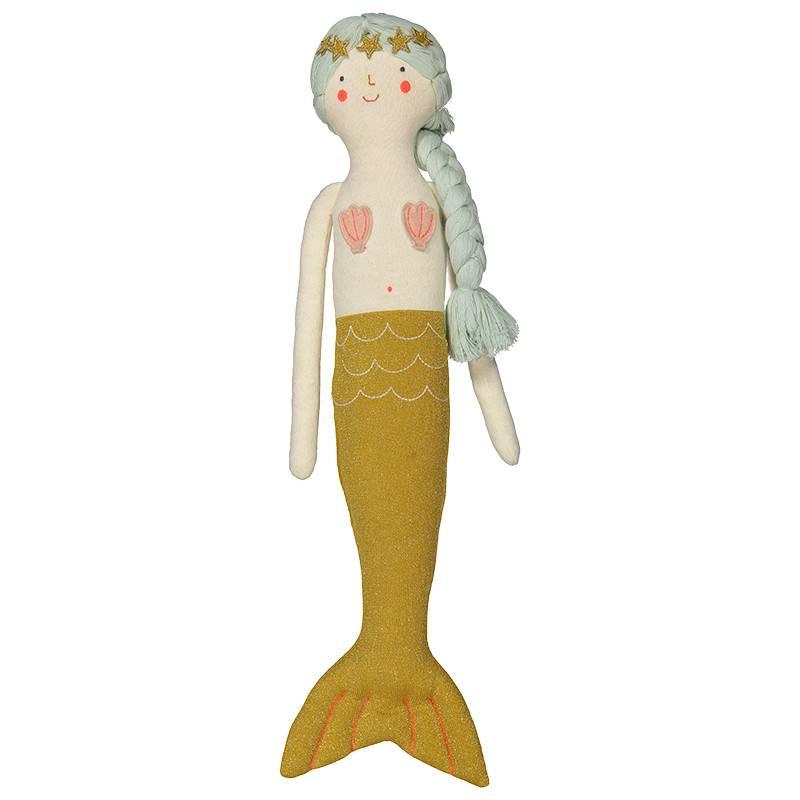 Meri Meri Knuffel zeemeermin