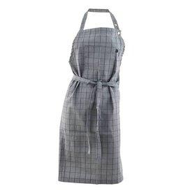 Tablier de cuisine gris