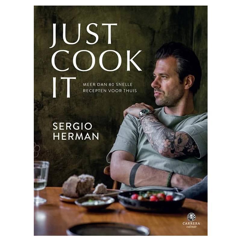 Other brands Kookboek Just cook it - Sergio Herman
