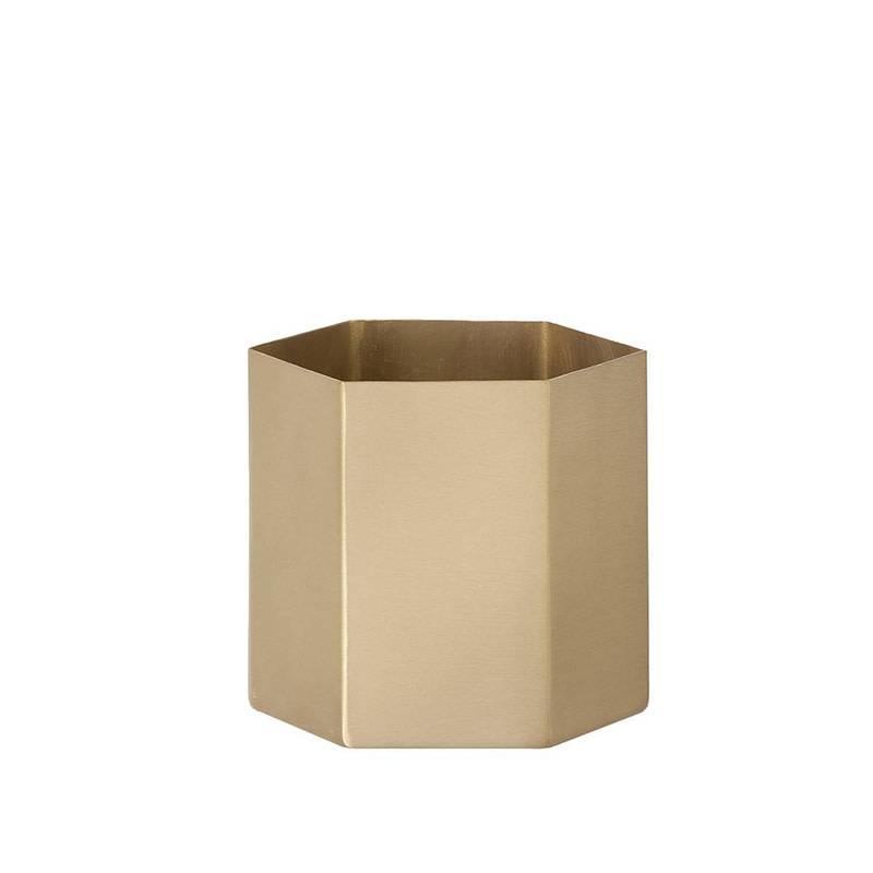 Fermliving Hexagon Pot Large