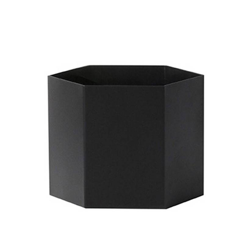 Fermliving Hexagon Cachepot Extra Large