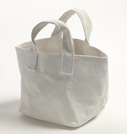 Serax Tas wit - canvas Marie - handvat Small