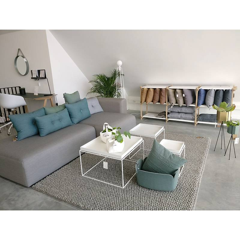 op zoek naar de sofa mags van hay gratis verzending bij livingdesign livingdesign. Black Bedroom Furniture Sets. Home Design Ideas