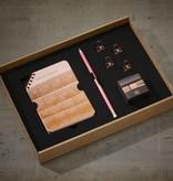 Papette Hot writings hot copper avec pince papier