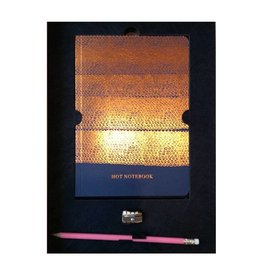 Papette Hot writings hot copper met slijper