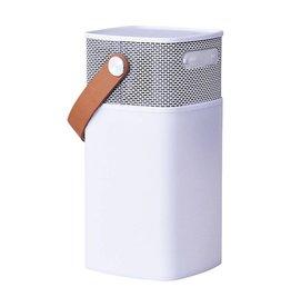 Kreafunk aGlow speaker wit/goud