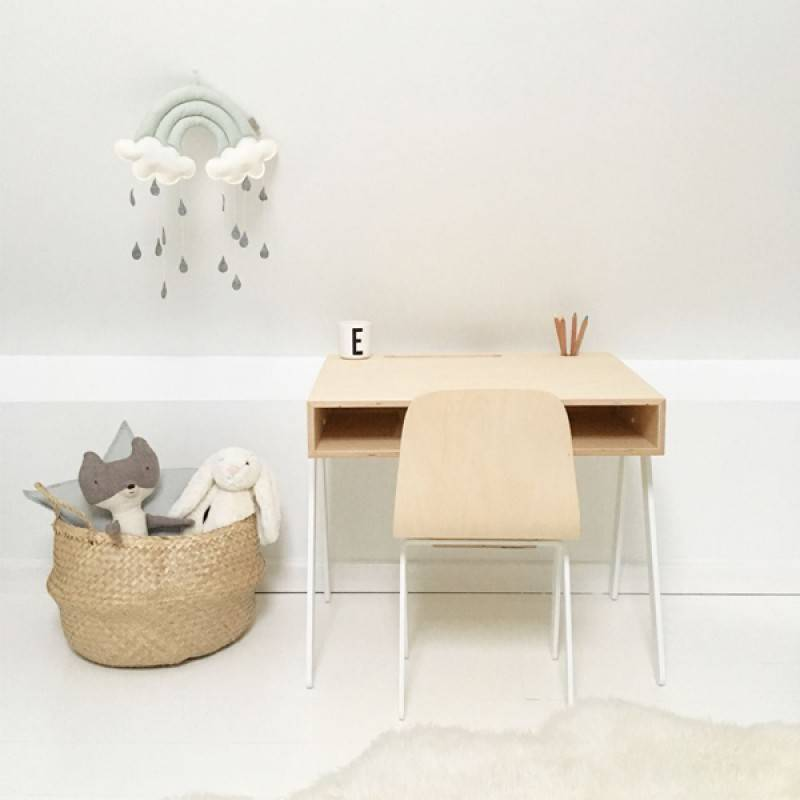 In2Wood Bureau d'enfant