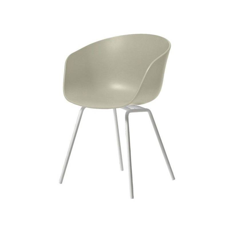 HAY About A Chair AAC26 avec frame blanc