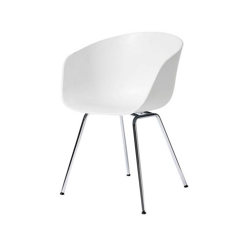 HAY About A Chair AAC26 met chrome onderstel