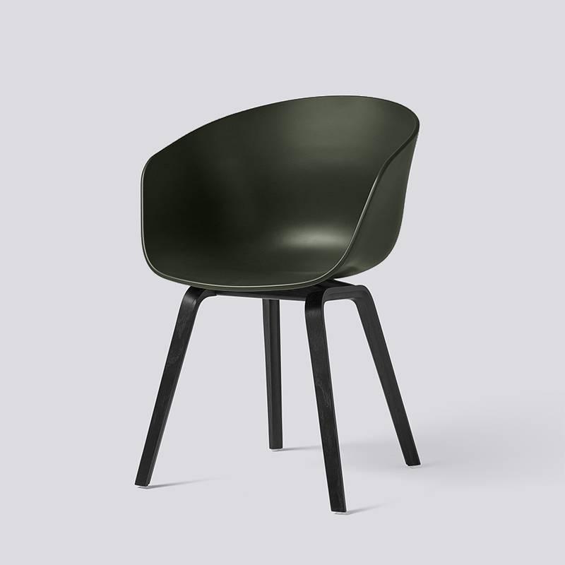 HAY About A Chair AAC22 dessous teinté
