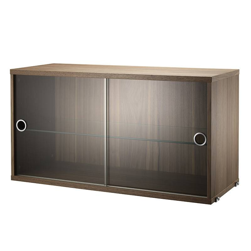 String Display cabinet 78x30xH42cm