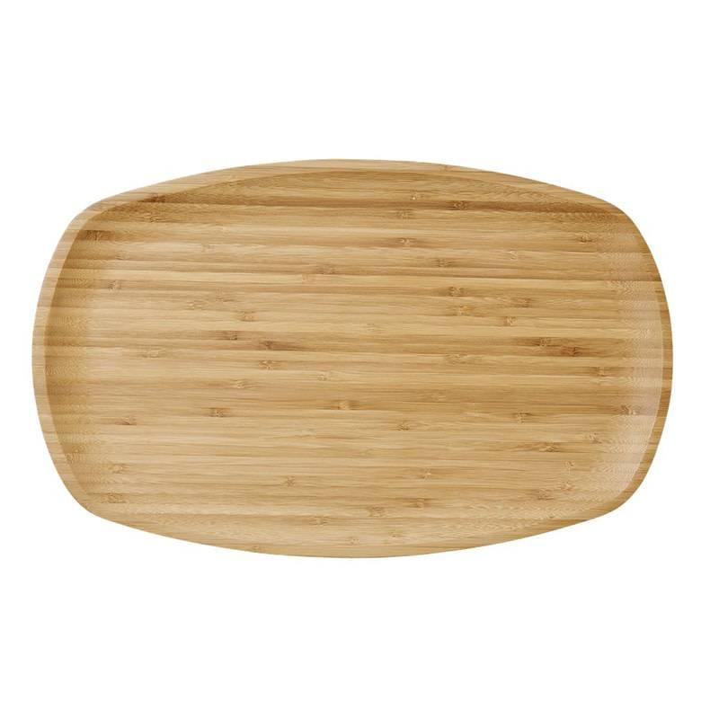 Rice Serveerschaal in Bamboe