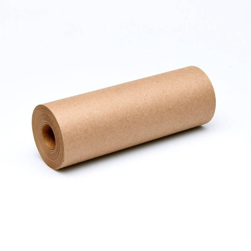George & Willy Rol kraftpapier voor Daily Roller