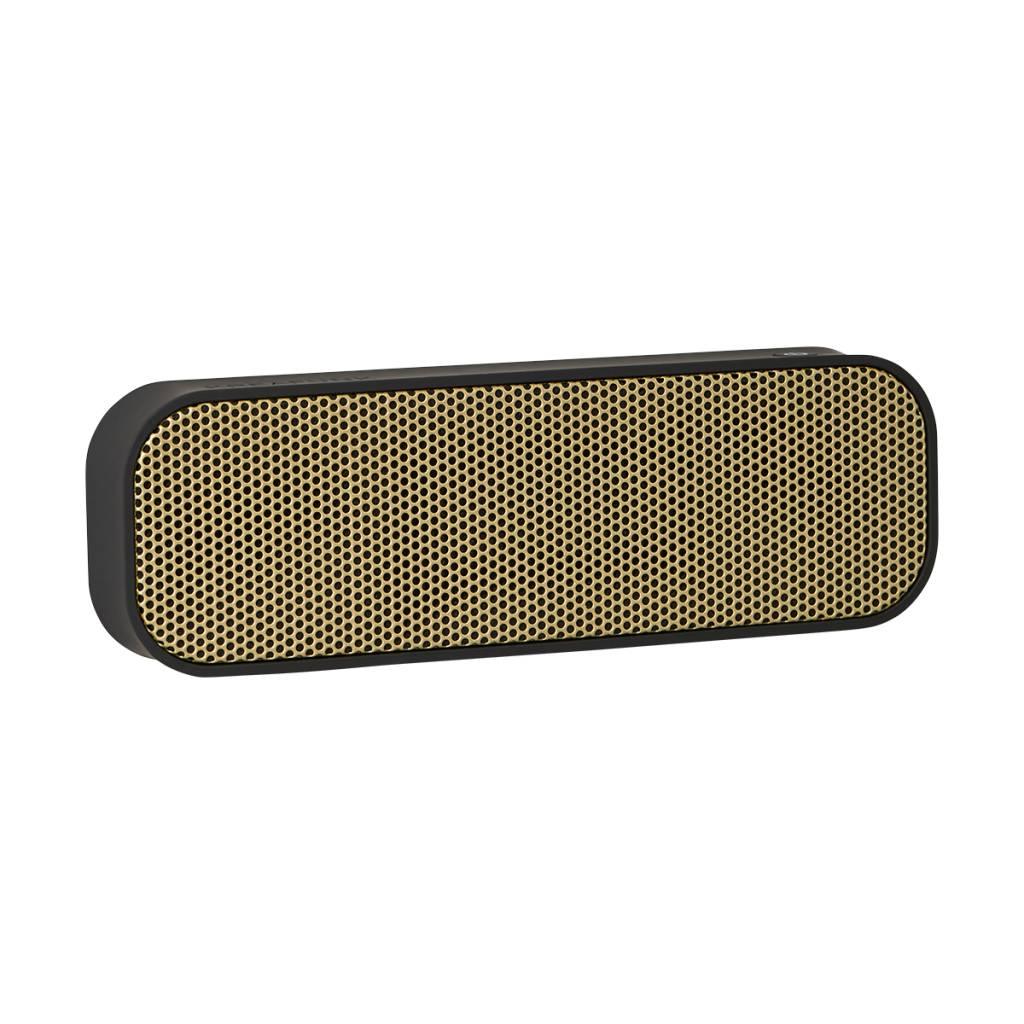 Kreafunk aGroove speaker black & gold