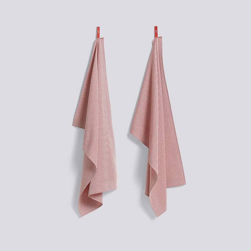 HAY Serviette Tea Towel ensemble de 2