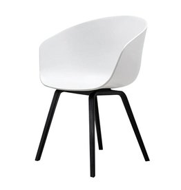 HAY About A Chair AAC22 noir-blanc