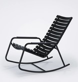 Houe Clips Rocking Chair with alu armrests