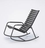 Houe Clips Rocking Chair avec alu accoudoir
