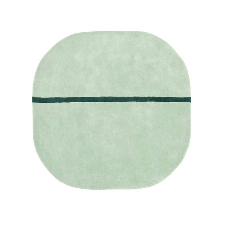 Normann Copenhagen Tapis Oona 140x140 cm