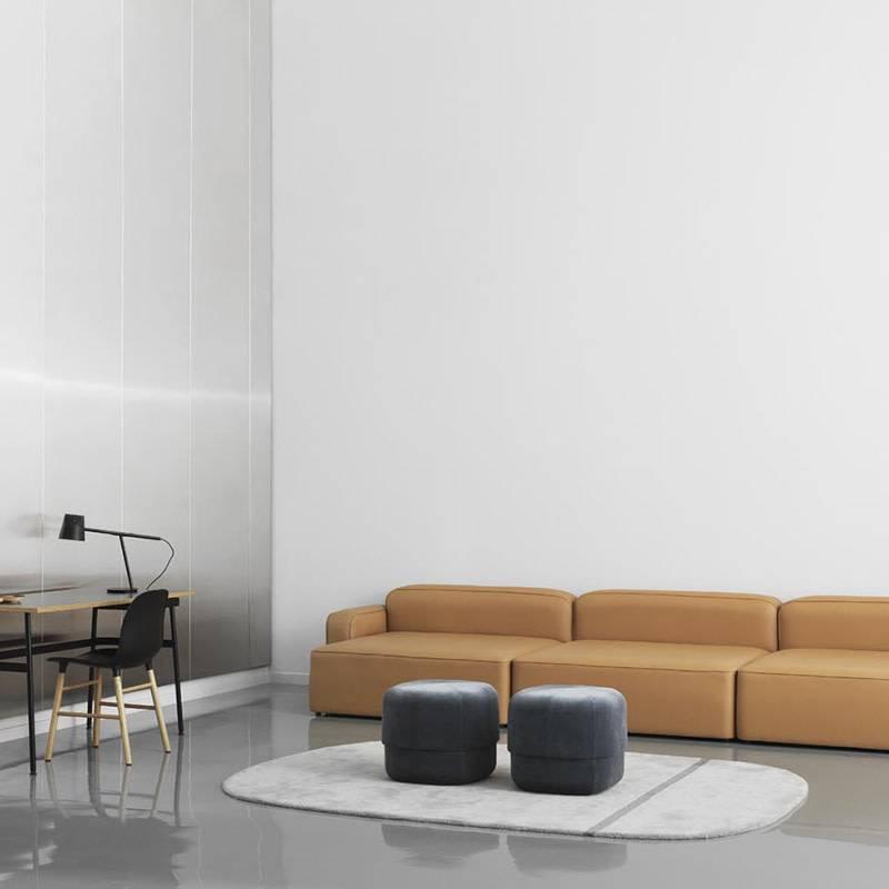 Normann Copenhagen Tapis Oona 175x240 cm