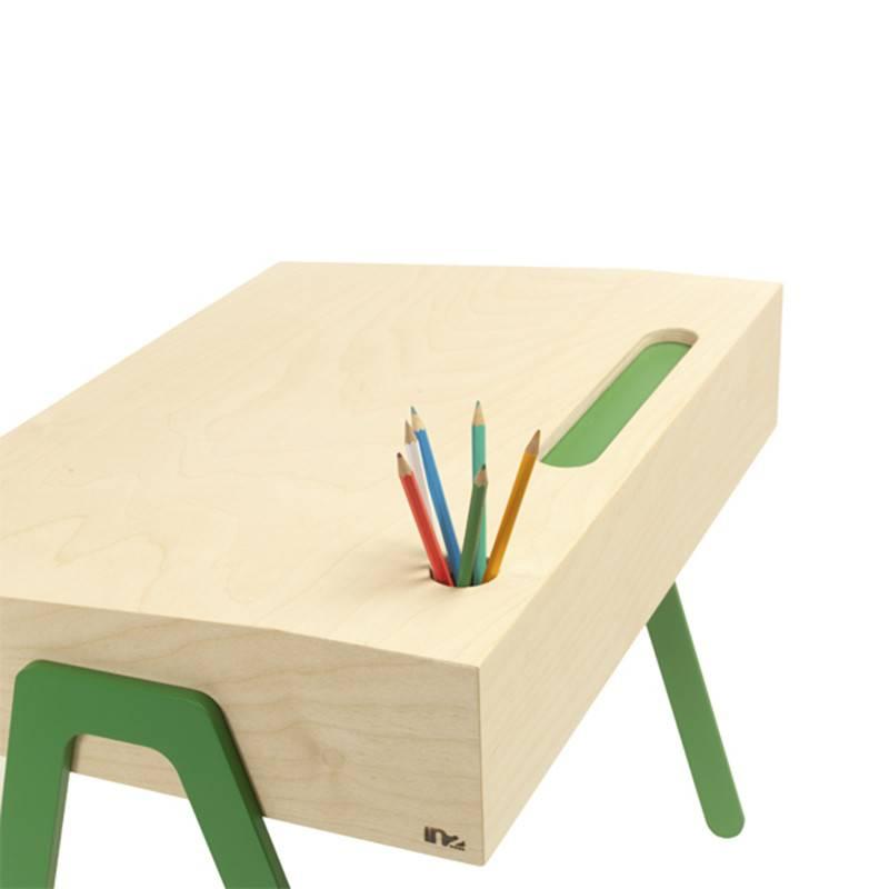 In2Wood Bureau d'enfant +6 ans