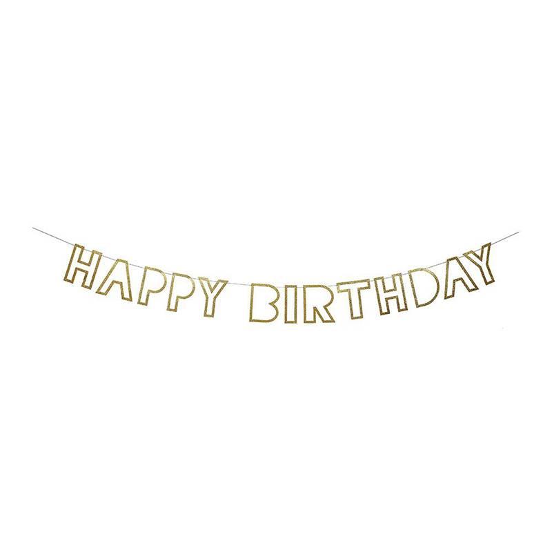 Meri Meri Slinger Happy Birthday