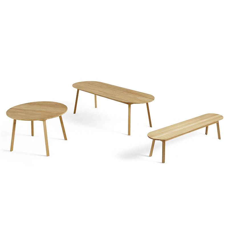 HAY Triangle Leg Table long 250 cm