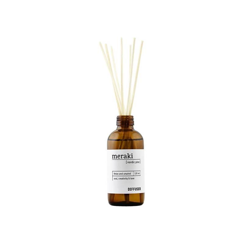House Doctor Bâtons de parfum Meraki nordic pine