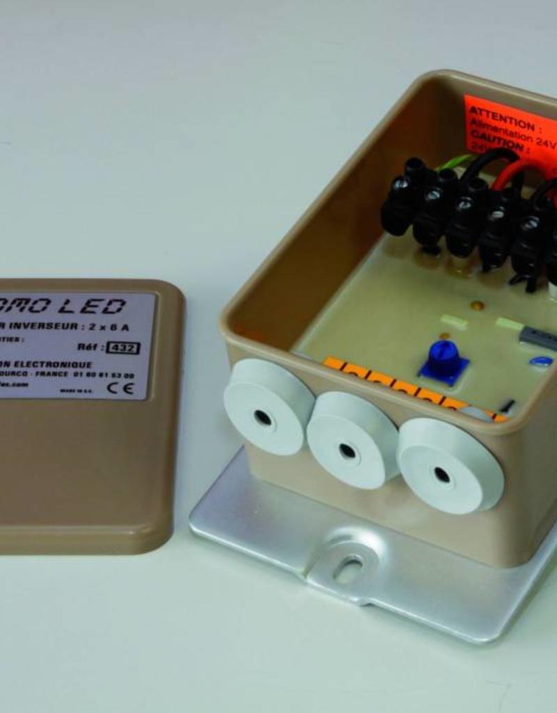 Promo LED blinker 2 x 6 A