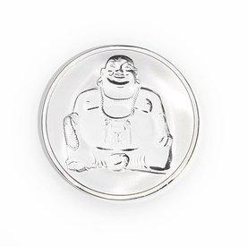 Mi Moneda Mi-moneda munt large buddha-buddha zilver