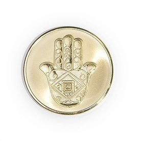 Mi Moneda Mi-moneda munt large man-hand gold