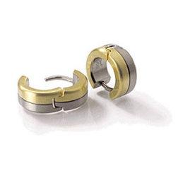 Boccia Boccia titanium creolen 0505-02